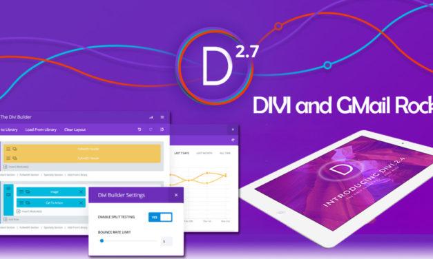 Creating Simple Landing Page Using DIVI