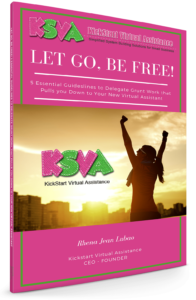 Let Go Be Free